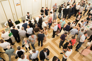 SALON 2017 - Publikumsverkostung Kursalon Wien, 14. 6. 2017