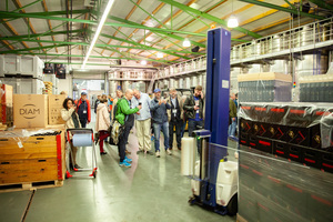 Weingipfel 2019, Vineyard Interfaces in the Heart of Europe, Northbound Journey, 23–26 May 2019