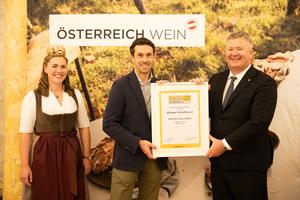SALON Sieger 2020 Weingut Bründlmayer
