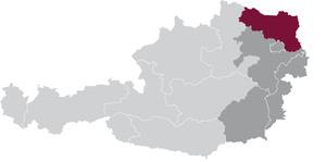 spezifisches Weinbaugebiet Weinviertel