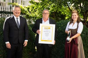 SALON Sieger 2020 Weingut Hinteregger
