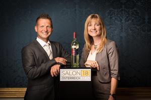 SALON 2018 Sieger: Weingut Pauritsch