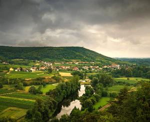 Niederösterreich, Kamptal, Heiligenstein