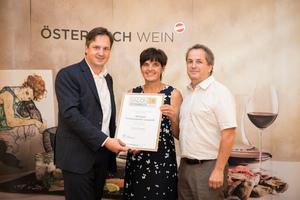 Weingut Krottendorfer Leopold, Präsident des österreichischen Weinbauverbandes NR Hannes Schmuckenschlager