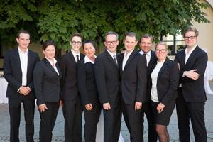 SALON Gala Dinner 2016, Apothekertrakt Schloss Schönbrunn 28. Juni 2016 - Sommelier Team