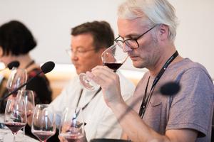 VieVinum 2018 - IMW Tasting - Best Old World Pinot Noir, outside of Burgundy, 9. 6. 2018, Schatzkammersaal, Hofburg, Wien