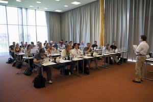 """Weingipfel 2011 Niederösterreich - Lecture & Tasting: """"The Many Faces of Niederösterreich (Lower Austria)"""", Loisium"""