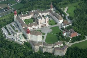 """Weingipfel 2011 Discover Wine Wonderland Austria - """"The Diversity of Danube Terroirs"""", Göttweig Abbey"""