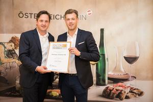 Weingut Andreas Ott, Präsident des österreichischen Weinbauverbandes NR Hannes Schmuckenschlager