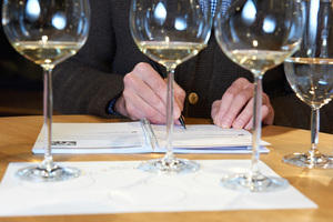 Wines and tasting booklet