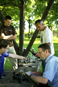 Weingipfel 2011 Burgenland & Carnuntum - Vineyard Rallye Private Dining with Winemakers