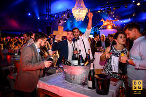 Sieger der Best of Swiss Gastro Award Night