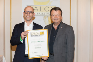 Weingut E & C Hirsch, Geschäftsführer ÖWM Willi Klinger