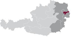 specific winegrowing region Carnuntum