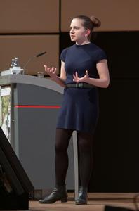Heidi Mäkinen MW (Viinitie Ltd), Seminar: Nordische Monopolmärkte – Marktentwicklungen und Trends, Potenziale für Wein aus Österreich