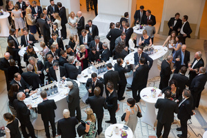 SALON Gala Dinner 2015, Palais Coburg