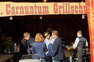 "Weingipfel 2017: Early BBQ and Relaxed Tasting ""Diversity from Carnuntum"", Genuss Wirtshaus Bittermann, Göttlesbrunn"