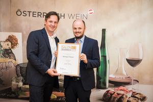Weingut Platzer, Präsident des österreichischen Weinbauverbandes NR Hannes Schmuckenschlager