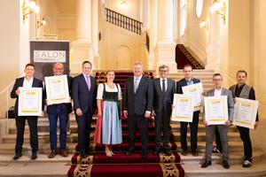 SALON Sieger 2021 Burgenland