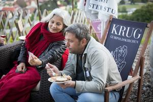 "Weingipfel 2017: Early Dinner at a traditional wine tavern with Open Wine Tasting ""Diversity from the Thermenregion""; Krug Hochkräutl, Gumpoldskirchen"
