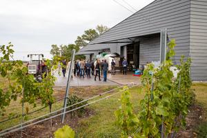 Vinexpo Explorer 2017 - Tour experience of Austria's vineyards, Esterházy