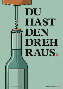 Cartoon/Freecard: Dreh raus