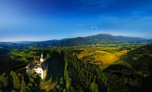 Lavanttal, Kärnten, Bergland