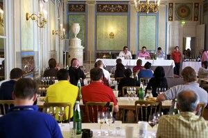 Weingipfel 2011 Burgenland & Carnuntum - Comparative BlindTasting