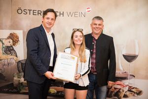Winzerhof Erber, Präsident des österreichischen Weinbauverbandes NR Hannes Schmuckenschlager
