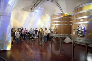 Weingipfel 2011 Niederösterreich - Monastery Klosterneuburg – Visit and Tasting, Stift Klosterneuburg