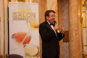 SALON Gala Dinner 2014 - Geschäftsführer ÖWM Willi Klinger