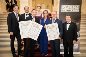 SALON 2018 - Sieger und Auserwählte - Wien