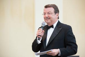 SALON Gala Dinner 2016, Apothekertrakt Schloss Schönbrunn 28. Juni 2016 - Geschäftsführer ÖWM Willi Klinger