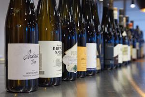Private Tasting Zurich white wines