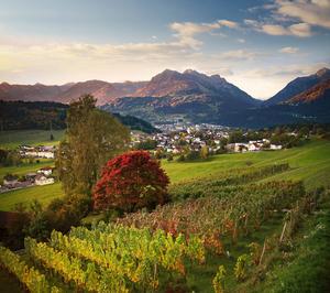 Göfis, Vorarlberg, Bergland