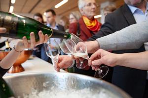 Weindegustation: Sekt g.U. aus Österreich