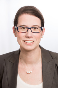 Marion Huber, Co-Head of Organisation, Finance, Controlling, HR, AWMB