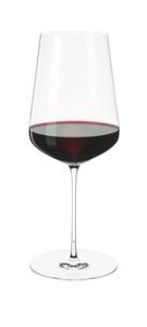 Universal Glas Zalto gefüllt Rotwein